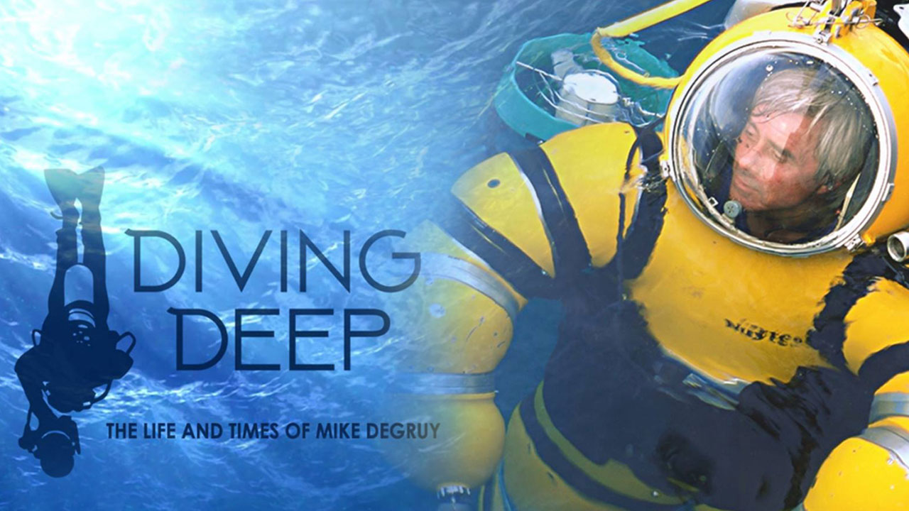 Diving Deep: The Life and Times of Mike deGruy opens SBIFF 34 Image