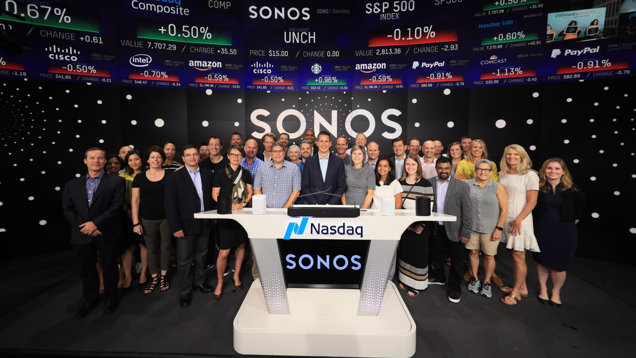SONOS Reports Q1 Earnings Image