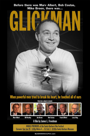 "World Premiere of ""GLICKMAN"" by James L. Freedman Image"