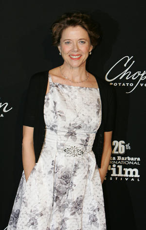 Annette Bening receives the American Riviera Award at the Santa Barbara International Film Festival Image