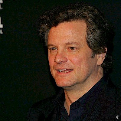 Actor Colin Firth walks the Red Carpet