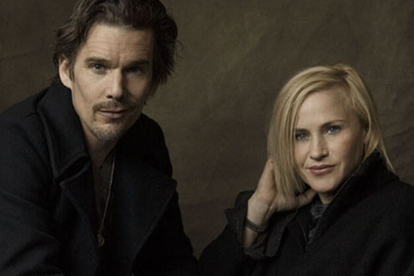 2015 Santa Barbara International Film Festival American Riviera Award Tribute Honoring Patricia Arquette and Ethan Hawke Image