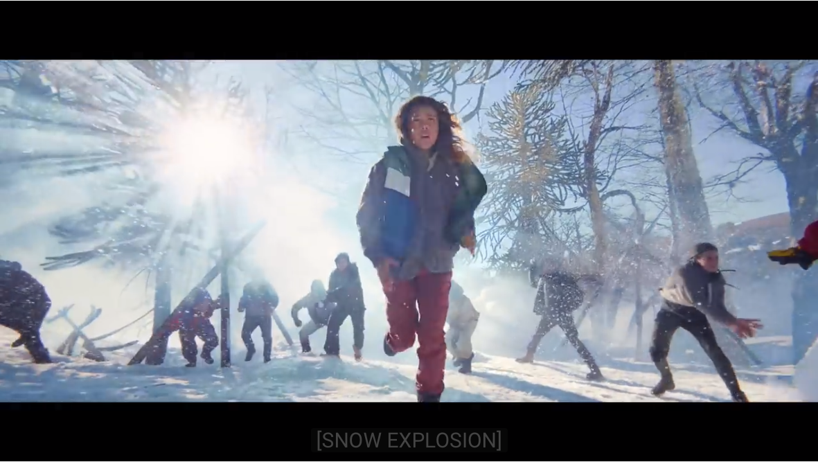 "Apple's brilliant ""Shot on iPhone"" ad ""Snowbrawl"" and the making of Image"